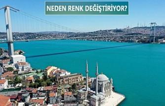 İstanbul Boğazı'nda Gizemli Değişiklik
