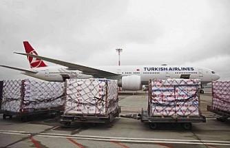 Turkish Cargo sağlıklı bir dünya için seferlerini sürdürüyor