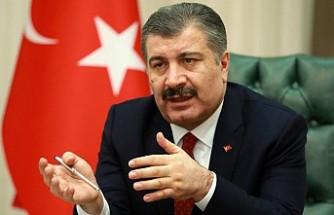Türkiye'nin Bugünkü Koronavirus Raporu