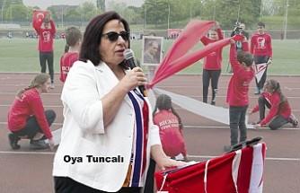 Büyükelçi Tuncalı'dan 19 Mayıs Mesajı