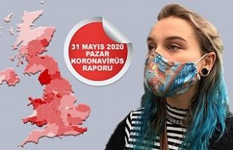 İngiltere'de Kooronavirusten Ölenler 38 Bin 489'a Yükseldi