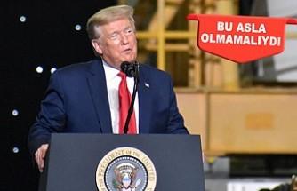 Trump, Siyahi Floyd'un Ölümüne İlişkin Konuştu