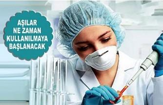 Aşı Çalışmalarında Dünya'da Son Durum!