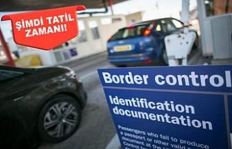 Avrupalı Türkler İçin 'Sıla Yolu'nda Engel Kalmadı