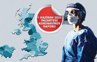 İngiltere'de Koronavirüsten Ölenler 39 Bini Geçti