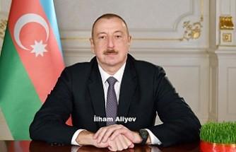 """Aliyev: """"Ermenistan faşist bir devlet"""""""