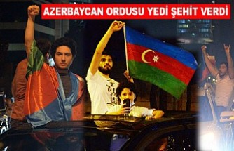 Ermenistan'ın Saldırılarına Karşı Azerbaycan Ayakta