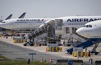 Havacılık devi Air France 7.580 kişiyi işten çıkaracak