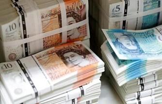 İngiliz ekonomisinde sert daralma