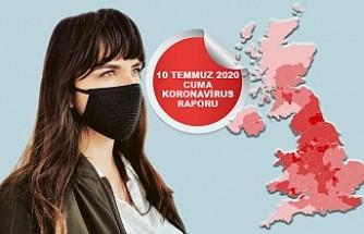 İngiltere'de Koronavirüsten Ölümler Artık İki Rakamlı