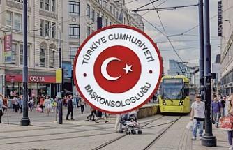 Manchester'e Türk Başonsolosluğu Açılıyor