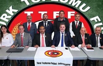 Türk Toplumu Futbol Federasyonu Yeni Yönetimi Açıklandı