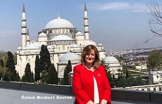 İlk Kadın Kaymakam Şimdi İstanbul'da