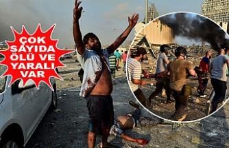 Beyrut'taki Korkunç Patlamanının Bilançosu
