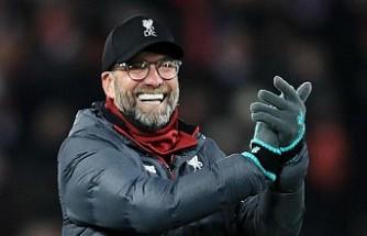 Premier Lig'de sezonun en iyi teknik direktörü Jürgen Klopp