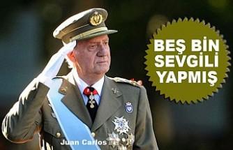 İspanya'nın 'Kaçak Kralı'nın Skandalları!