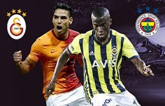 Galatasaray İle Fenerbahçe'nin 392. Randevusu
