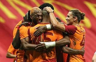 Galatasaray Tur İçin İskoçya'da