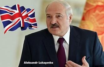İngiltere'den Belarus Cumhurbaşkanı Lukaşenko'ya Yaptırım Kararı