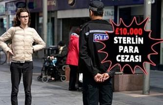 İngiltere'de Kurala Uymayana Ağır Ceza!