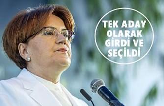 İYİ Parti Yeniden 'Meral Akşener' Dedi