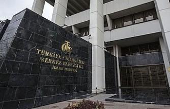 Merkez Bankası'nın rezervleri 643 milyon dolar arttı
