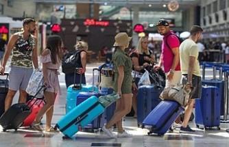 Türkiye'ye bu yaz en çok Alman turist ağırladı