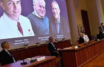 Nobel Tıp Ödülü, Hepatit C virüsü keşfeden 3 bilim insanına