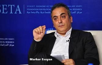 AK Parti Milletvekili Markar Esayan Hayatını Kaybetti