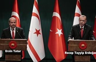 Ersin Tatar'a Ankara'dan Sıcak Destek