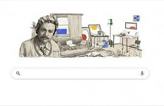 Google'dan Oğuz Atay'ın 86. doğum günü için doodle