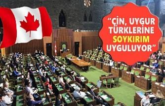 Kanada'dan Uygur Türklerine Tarihi Destek