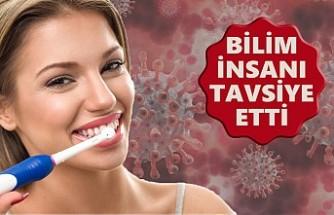Koronavirüse Yeni Önlem Diş Fırçalamak
