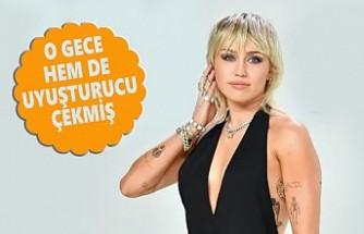 Miley Cyrus, Uzaylıların Elinden Zor Kurtulmuş!
