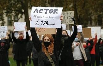 Tiyatro Çalışanları Hükümete Seslendi!