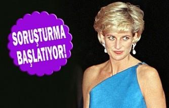 BBC, Prenses Diana Dosyasını Yeniden Açıyor