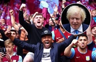 İngiltere'de Seyirciler Statlara Dönüyor