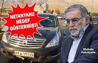 İranlı Nükleer Bilimciye Süikast!