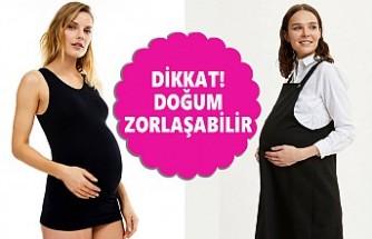 """Hamile Kadınlara """"Aşırı Kilo"""" Uyarısı"""