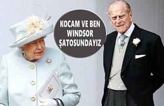 Kraliçe II. Elizabeth Noel'de Yalnız!