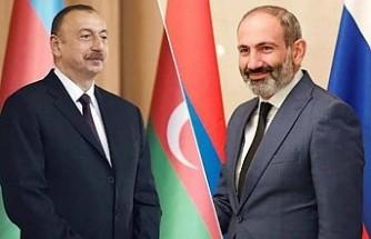 Putin, Aliyev ve Paşinyan'ın Dağlık Karabağ görüşmesi başladı