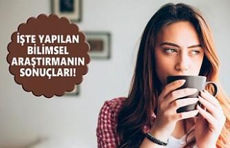 Aşırı Kahve Tüketiminin Böyle Bir Zararı Var!