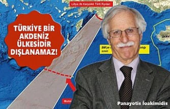 Eski Yunan Büyükelçi'den Çarpıcı 'Doğu Akdeniz' Yorumu