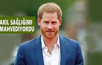 Prens Harry, Kraliyet Ailesi Kararı İçin Konuştu