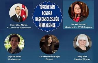Britanya Türk Kadınları Derneği, Dünya Kadınlar Gününü Kutluyor