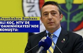 """""""FETÖ Türk Futbolunun Halȃ İçindedir"""""""