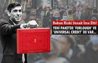 İngiltere'de Maaş Desteği Uzatılacak, Universal Credit Artarak Devam Edecek