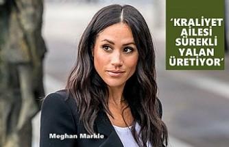 Meghan Markle Kılıcı Çekti!