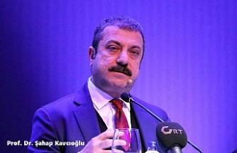 Merkez Bankası Başkanlığına Şahap Kavcıoğlu Getirildi