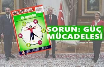 Ankara'daki 'Protokol Olayı'na Der Spiegel Yorumu